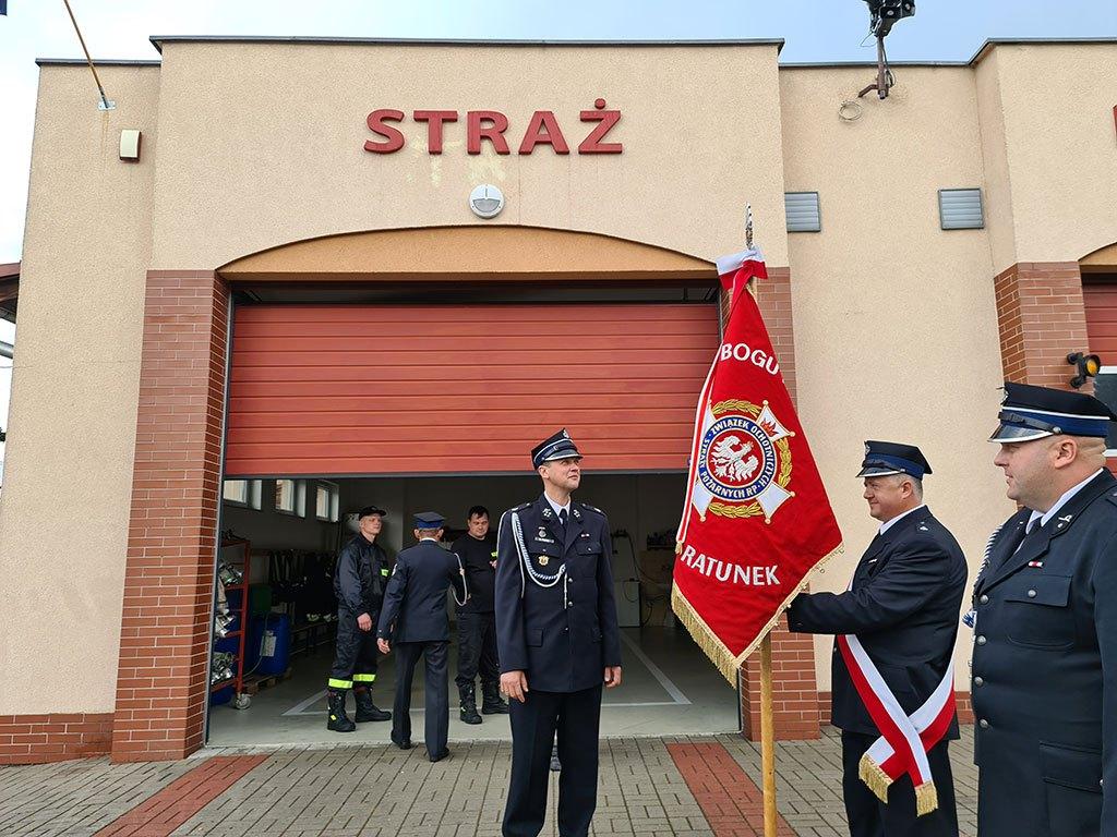 75 Jahre Feuerwehr Nowe Miasteczko