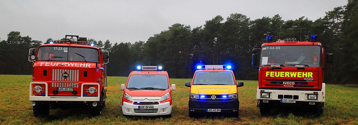 Freiwillige Feuerwehr Groß Eichholz